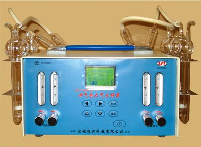 QCS-6000四气路大气采样器