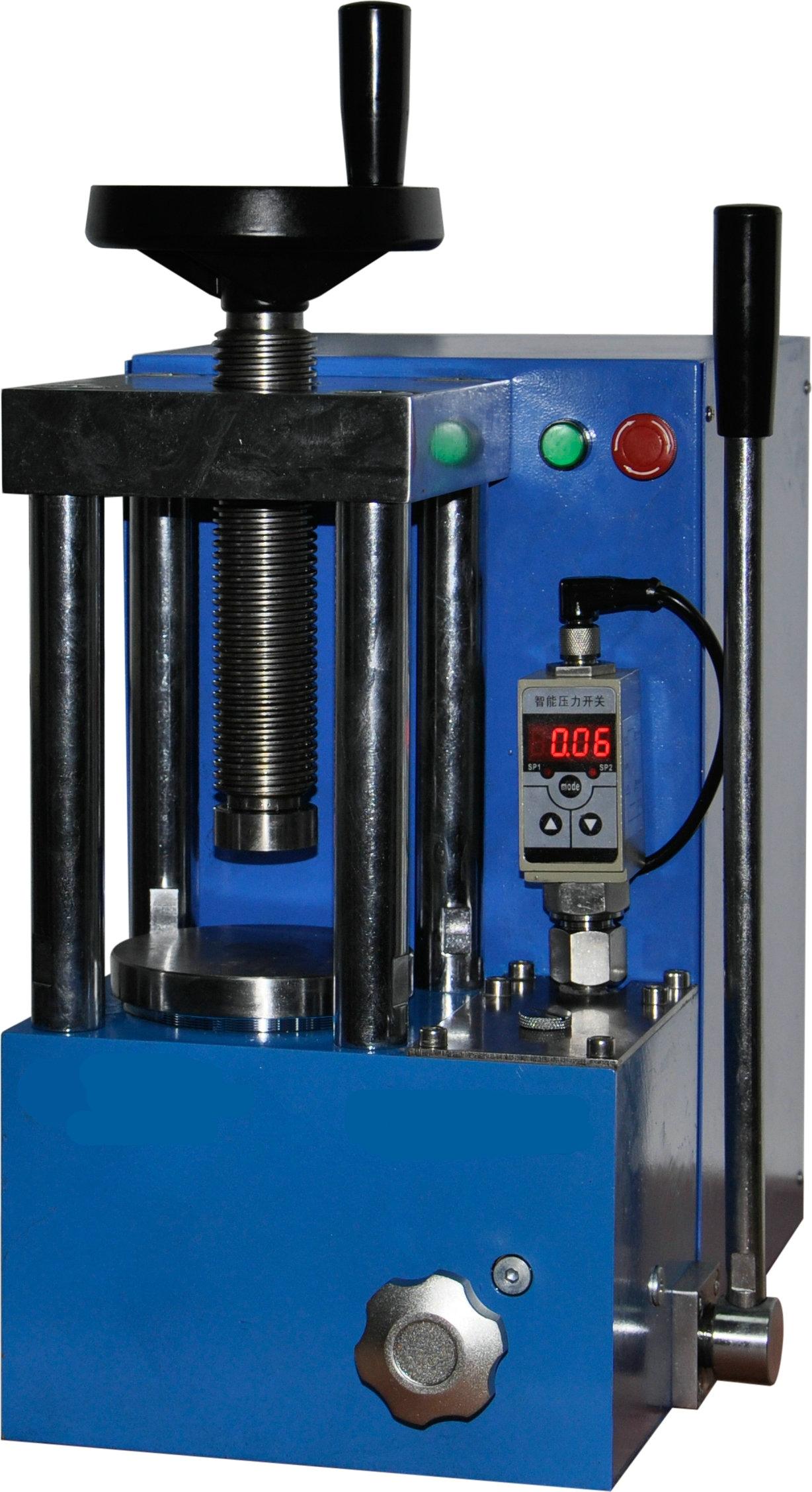 KDY-20D电动粉末压片机
