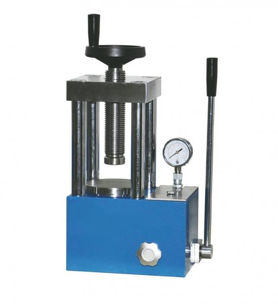 SYP-12B小型手动粉末压片机